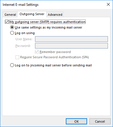 internet-email-setting